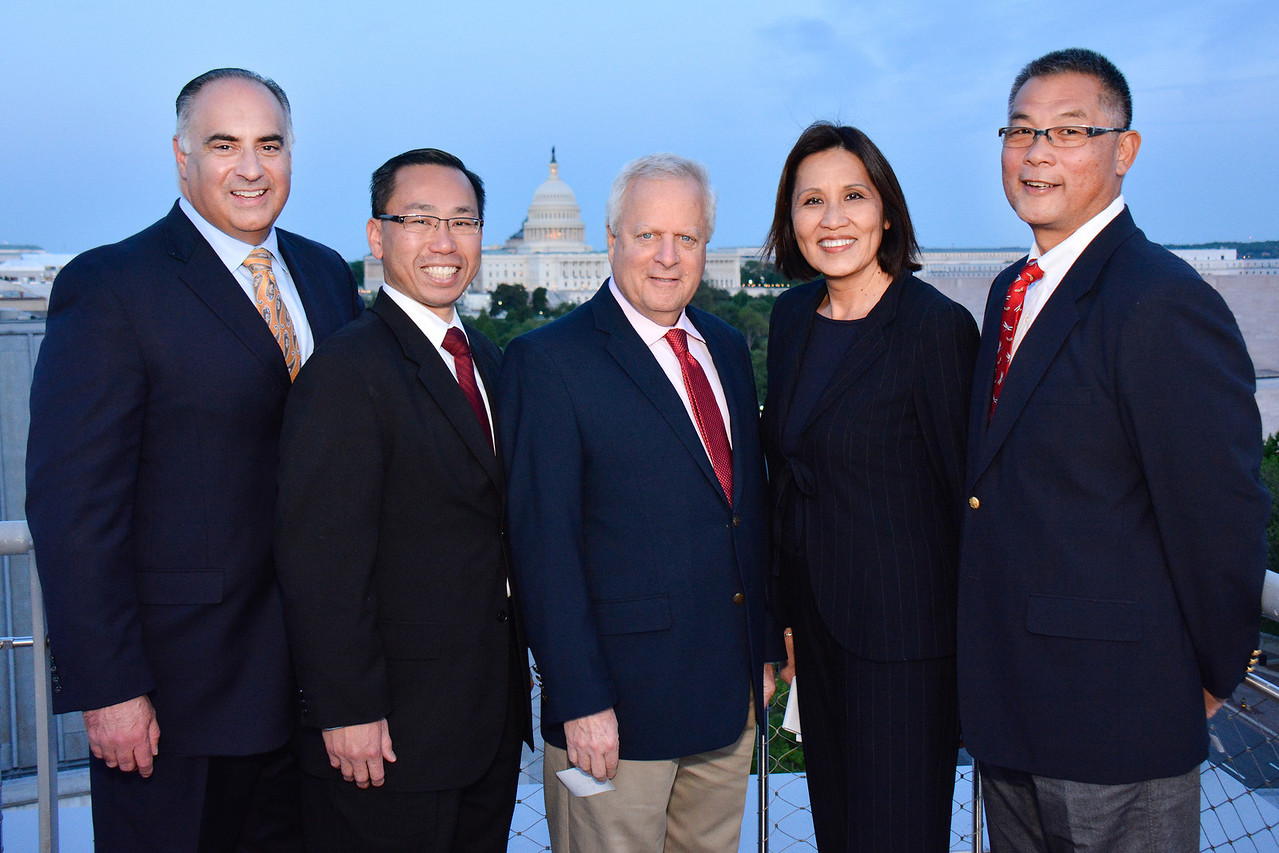 John Harpootian; Allan Fung; Mike Weintraub; Adelia Chung; Stephen Dung