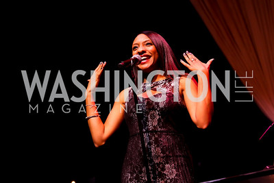 "Shelea. Photo by Tony Powell. ASCAP's 100th Anniversary ""We Write the Songs."" Library of Congress. May 6, 2014"