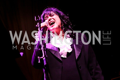 "Heart's Ann Wilson. Photo by Tony Powell. ASCAP's 100th Anniversary ""We Write the Songs."" Library of Congress. May 6, 2014"