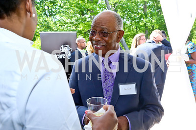 Tom Howell. Photo by Tony Powell. Africare Fundraising Reception. Stafford Residence. May 18, 2014
