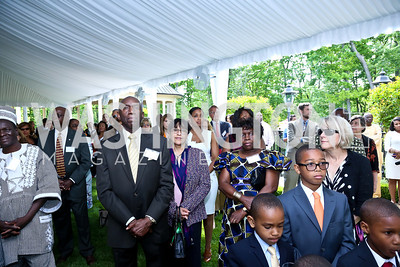 Photo by Tony Powell. Africare Fundraising Reception. Stafford Residence. May 18, 2014
