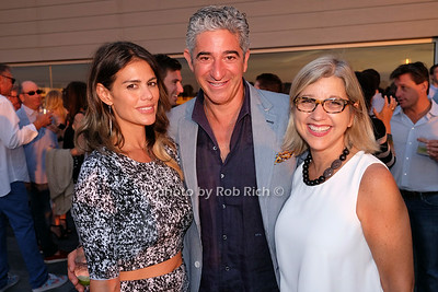 Jennifer Mikitan, Brad Gerla, Louise Banon photo by Rob Rich/SocietyAllure.com © 2014 robwayne1@aol.com 516-676-3939