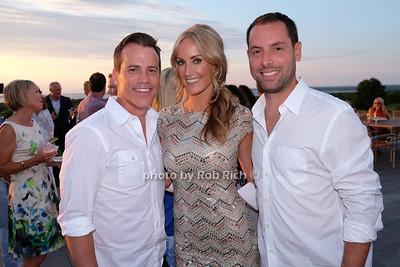 Billy Payne, Kim Mullen, Matt Picchioni photo by Rob Rich/SocietyAllure.com © 2014 robwayne1@aol.com 516-676-3939