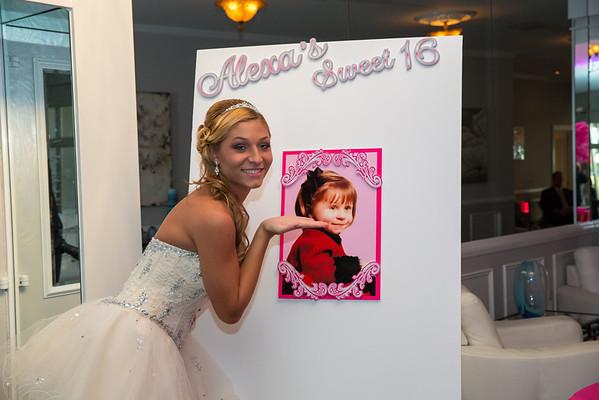 Alexa's Sweet 16