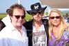 Rick Derringer, Beau Hulse, and Patricia Hulse<br /> all photos by Rob Rich © 2014 robwayne1@aol.com 516-676-3939