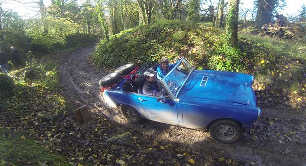 Steve Kingstone 1500 MG Midget