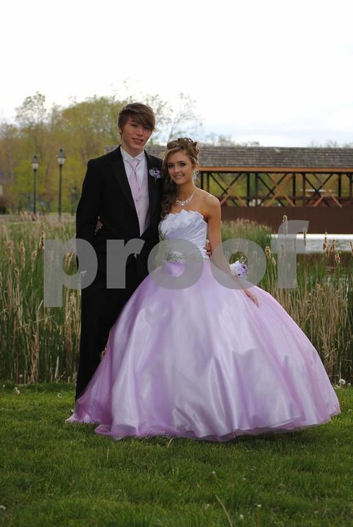 Alyssa's Prom Pics