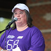 Patty O'Brian of Alzheimer's Association added her support.
