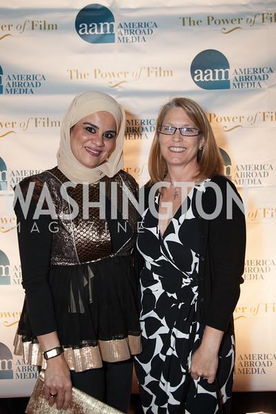 Zainab Al-Suwaij, Karen Volker
