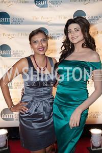 Sara Khetarpal, Ayesha Gilani