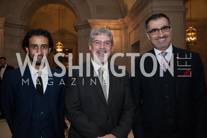 Salman AlJalahma, Richard Phillips, Mohammed Ahmed