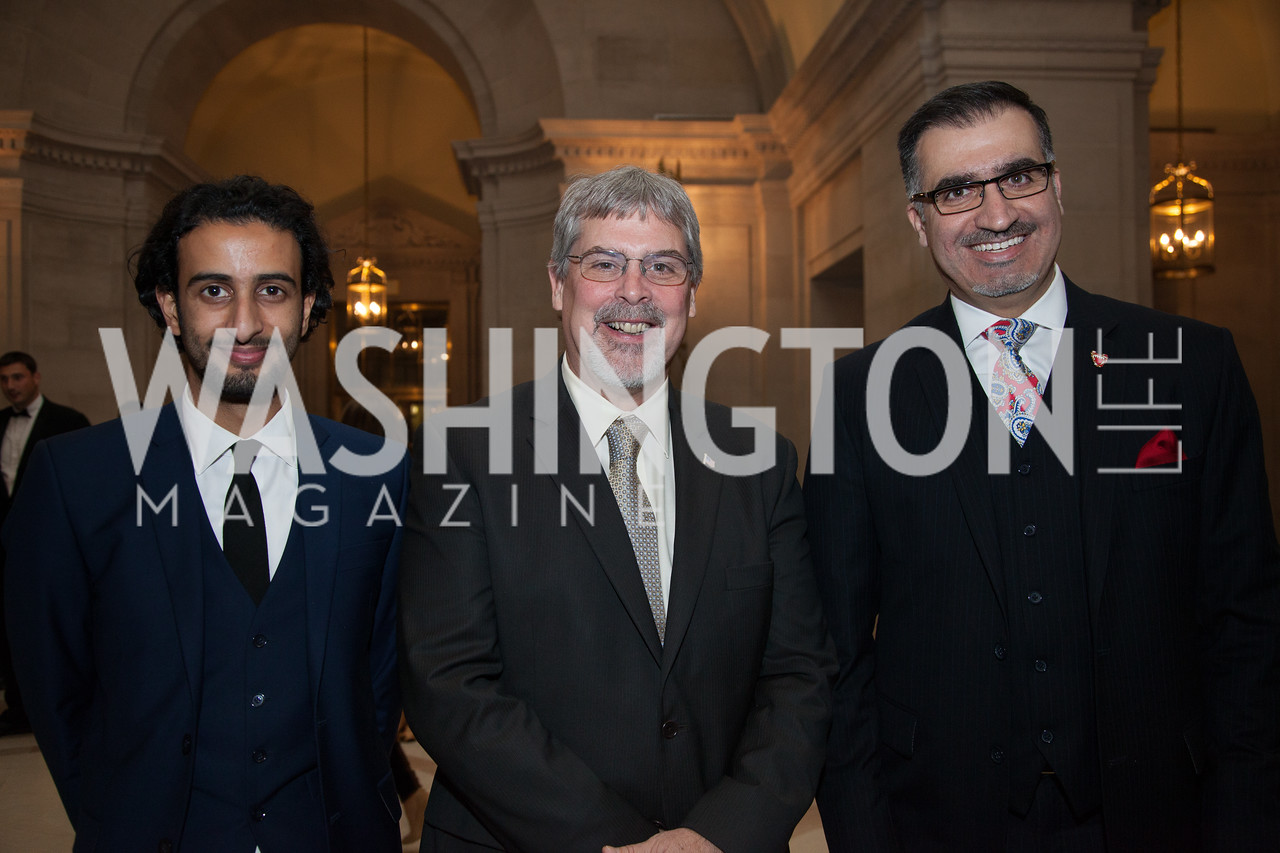 Salman AlJalahma, Richard Phillips, Mohammed Ahmed