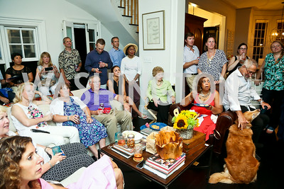 """Photo by Tony Powell. """"American Grilled"""" Premiere Party. Evans Seiver Residence. July 2, 2014"""