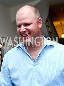 "Chef Scott Drewno. Photo by Tony Powell. ""American Grilled"" Premiere Party. Evans Seiver Residence. July 2, 2014"
