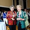 Maurine Beasley, Deborah Toll. Photo by Tony Powell. Gwen Ifill Roast. Press Club. May 19, 2014