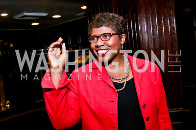 Gwen Ifill. Photo by Tony Powell. Gwen Ifill Roast. Press Club. May 19, 2014