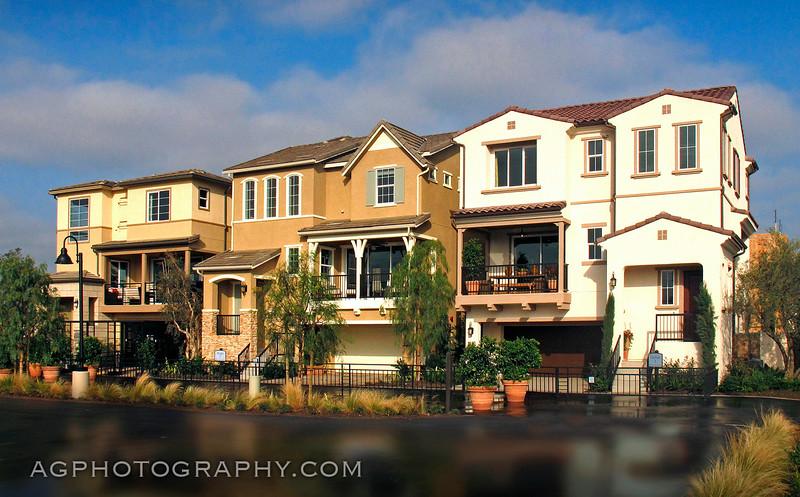 Amerige Heights Models, Fullerton, CA, 7/26/13.