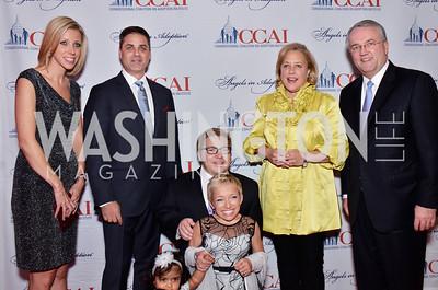 Rebecca Weichhand; Mark Walberg; Dr. Jennifer Arnold; Bill Klein; Senator Mary Landrieu; Jack Gerard