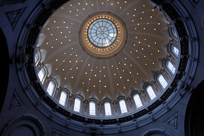 The Chapel's dome.