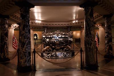 Crypt of John Paul Jones.