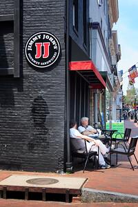 Jimmy John's.