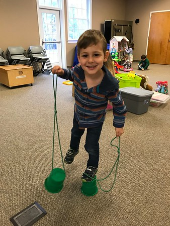Appleseed's Preschool   2017-2018