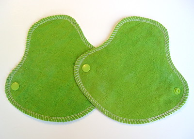 TWO HalfWrap Liners - silk - breathable bamboo/cotton backing