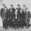 Boy's Sunday School Class, Central Village Meeting (Westport). Date unknown.