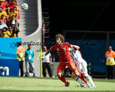 Axel Witsel, Lionel Messi