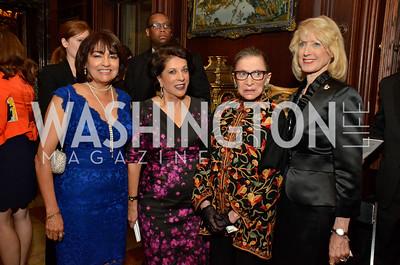 Sheila Switzer; Shahin Mafi; Ruth Bader Ginsburg; Dr. Joyce Hagel-Silverman
