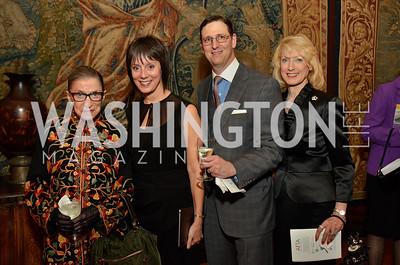 Ruth Bader Ginsburg, Janine Tursini, T. Ryan Wilson Esq., Dr. Joyce Hagel-Silverman