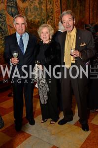Clayton Eisinger, Suzanne Eisinger, Charles Silverman