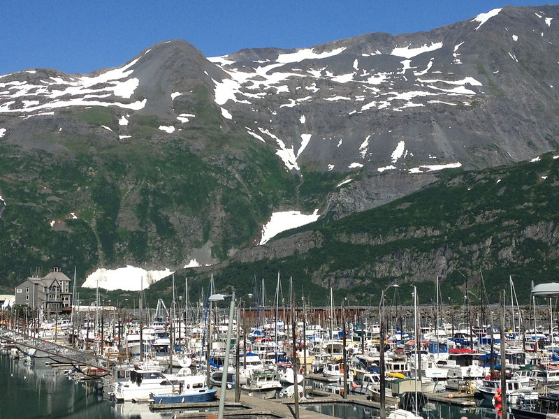Whittier Boat Harbor, Alaska