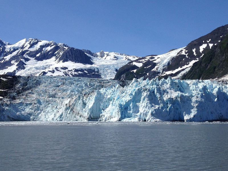 Surprise Glacier, Prince William Sound, Alaska