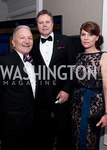 Ambassador Stephen A Seche, Peter Nelson, Marika Nilsson