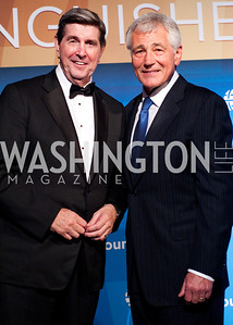 Governor Bob Riley and Chuck Hagel