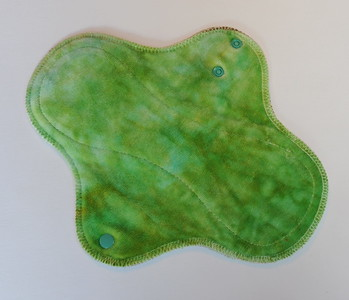 "ONE Regular Flow Wrap Wing Pad - ""sour apple"""