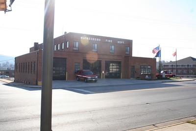 City of Waynesboro Fire Department.