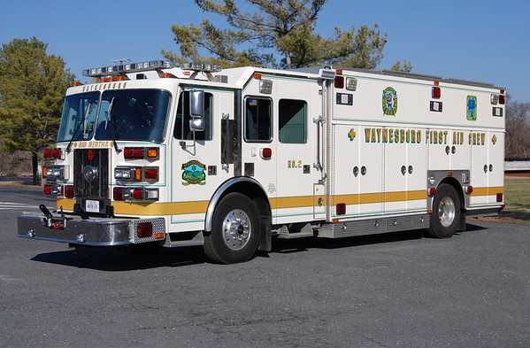 Waynesboro First Aid Crew