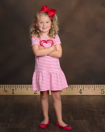 Avery - Back To School (Age 5/K)