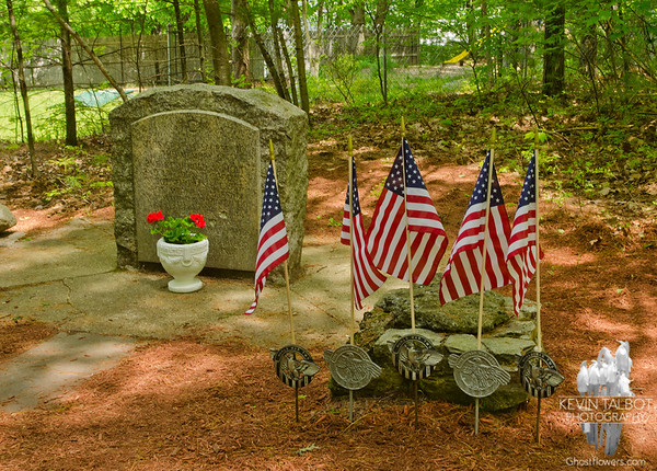 B-24 Crash Site Ceremony