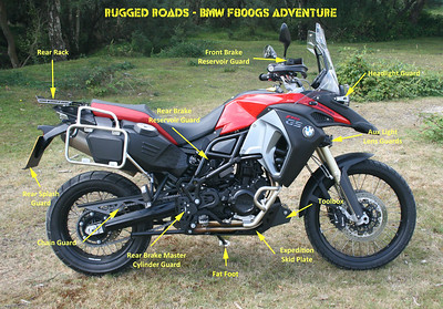 BMW F800GS / F800GS Adventure