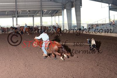 Corpus2014-Tuesday Steer Roping in Robstown