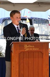 Vice Commodore - PORTER KILLIAN,  Jr. board.