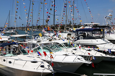Dressed Boats BYC May 10, 2014