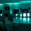 Bob Morgan Entertainment DJ Booth and UpLighting