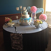 Bridal Shower - Cake Table