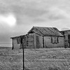 "Added on to at least four times, an abandoned shack west of Watford City.<br /> <br /> You can own this image as a print, or other product. Just click ""buy"" to browse products available with this image."