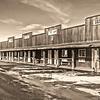 Buffalo Gap Guest Ranch main street
