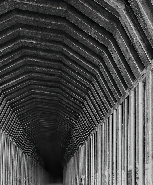 Do You Dare?   Cartwright Tunnel, North Dakota